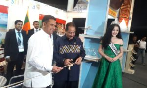 Indonesian Tourism Minister Arief Yahya Opens Sri Lanka Stall at ASTINDO 2017