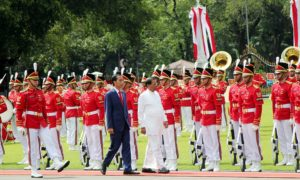 State Visit of President Maithripala Sirisena to the Republic of Indonesia