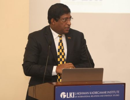 Srilanka Foreign Minister Speech on Emerging Issues in the Indian Ocean and Foreign Policy Forum