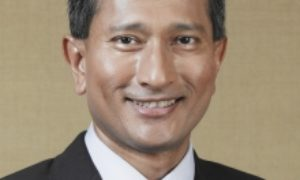 Singapore Minister for Foreign Affairs Dr. Vivian Balakrishnan Visits Sri Lanka
