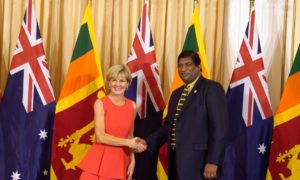 Statement  By Minister  Ravi Karunanayake on the  70th Anniversary of Sri Lanka- Australia Diplomatic Relations