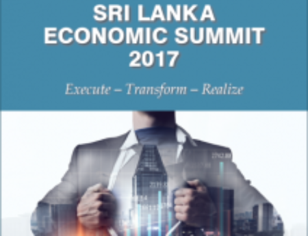 Live ! Sri Lanka Economic Summit 2017