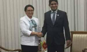 Sri Lanka and Indonesia Agreed to Achieve Concrete Results in the Bilateral Engagement