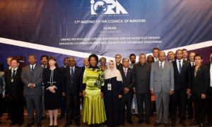 FM Marapana Attends IORA Council of Ministers' Meeting in Durban, South Africa