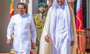 President Maithripala Sirisena's State Visit to Qatar