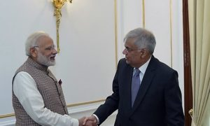 PM Ranil Wickremesinghe Visit India