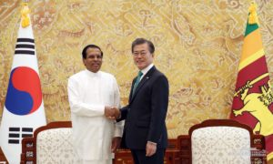 President Returns After Successful Visit to Republic of Korea