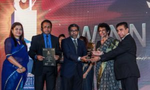The Consular Affairs Division wins e-Swabhimani Award