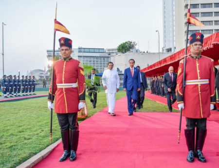 Joint Press Statement between Sri Lanka and Indonesia  on the occasion of the State Visit of  H.E. Joko Widodo
