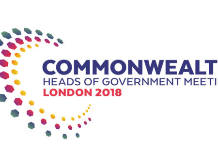 President Maithripala Sirisena Participate  in the CHOGM, UK