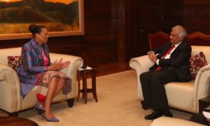 Commonwealth Secretary General Visits Sri Lanka