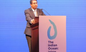 Sri Lanka  Launches The  Platform  of  the Indian Ocean Future