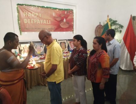 Deepawali Celebrations in Indonesia