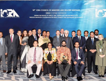 IORA Welcome Sri Lanka's Lead in Maritime Safety & Security