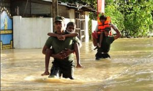 Flood Situation in the Northern Province
