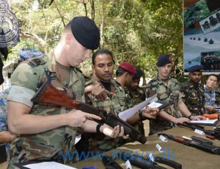 Asymmetric Warfare Course 2019 Commences in Trincomalee