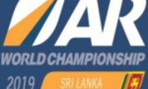 Sri Lanka  Hosting  AR World Championships 2019
