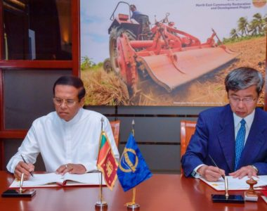 Sri Lanka Received  445 million USD Assistance From ADB