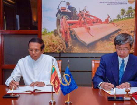 Sri Lanka Received  445 million USD Assistance From ADB