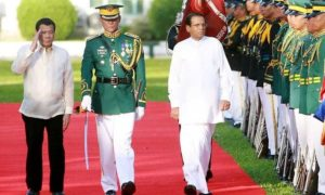 President is on a State Visit to Philippines
