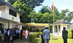Independence Celebrations at Embassy of Sri Lanka in Jakarta