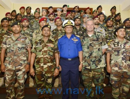 7th Asymmetric Warfare Course Concluded Successfully
