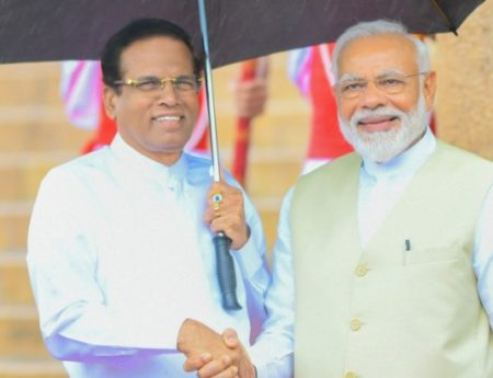 State Visit to Sri Lanka by Indian Prime Minister