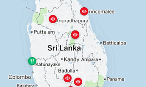 Despite Easter Bombing,  Sri Lanka  Still Lonely Planet's The Best Travel Destination