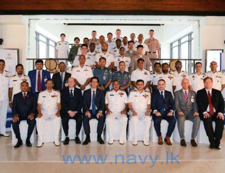 "Sri Lanka Navy Organized a Symposium On ""International Humanitarian Law"""