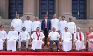 New Cabinet of Ministers Sworn In