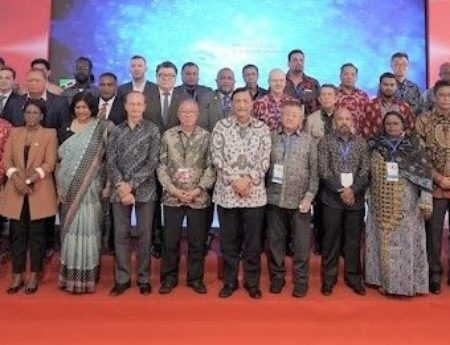 2nd Ministerial Meeting of the Archipelagic and Island States (AIS) Forum Held in Manado, Indonesia