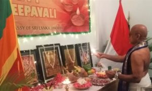 Embassy of Sri Lanka in Jakarta Celebrate Deevapali