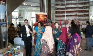 Enchanting Sri Lanka Photo Exhibition at National Library in Jakarta