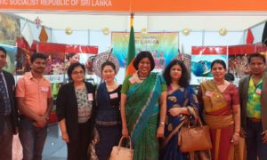 Sri Lanka Embassy, Jakarta Participates in WIC Charity Bazaar