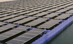 Sri Lanka Unveil First Floating Solar Plant in Kilinochchi