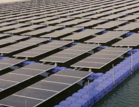 Sri Lanka Unveil First Floating Solar Plant in Kilinochchi