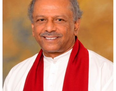 SPECIAL RADIO DISCUSSION WITH FOREIGN MINISTER DINESH GUNAWARDENA