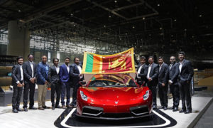 Sri Lanka's First Electric Supercar 'Vega EVX' Unveiled at Geneva International Motor Show 2020