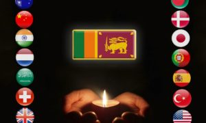 SRI LANKA REMEMBERS ALL THOSE LIVES LOST ON 21 APRIL 2019, EASTER SUNDAY ATTACKS