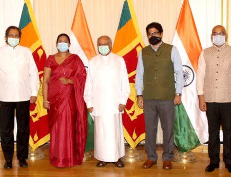 India donates 4th consignment of essential medicines to Sri Lanka