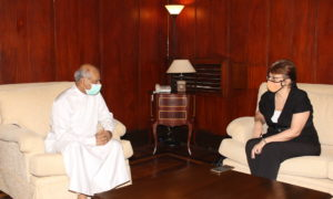 Foreign Minister conveys Sri Lanka's appreciation to Cuba   for support during COVID-19