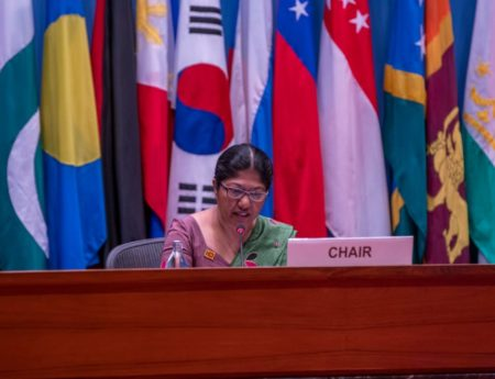 Sri Lanka elected as Chair of the Seventh Asia Pacific Forum on Sustainable Development (APFSD), in Bangkok
