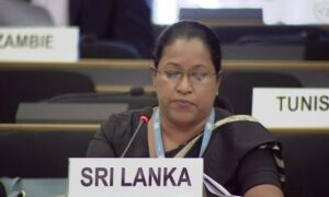 Statement by Sri Lanka at Interactive Dialogue with the Special Rapporteur on the promotion of truth, justice, reparation and guarantees of non-recurrence at the 45th Session of the UN Human Rights Council Statement by Sri Lanka at Interactive Dialogue with the Special Rapporteur on the promotion of truth, justice, reparation and guarantees of non-recurrence at the 45th Session of the UN Human Rights Council