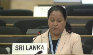 STATEMENT BY SRI LANKA AT THE INTERACTIVE DIALOGUE WITH THE ASSISTANT SECRETARY GENERAL FOR HUMAN RIGHTS ON THE REPORT OF THE SECRETARY-GENERAL ON CO-OPERATION WITH THE UNITED NATIONS