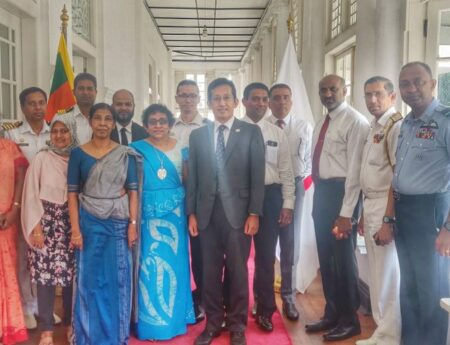4TH SRI LANKA – JAPAN DIALOGUE ON MARITIME SECURITY, SAFETY AND OCEANIC ISSUES CONCLUDES