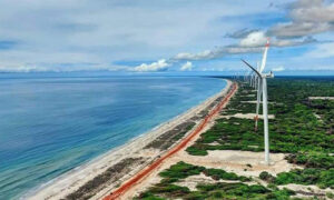 Sri Lanka's Largest Wind Power Plant Joins the National Grid