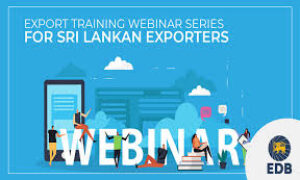 EDB SUCCESSFULLY COMPLETES CAPACITY-DEVELOPMENT WEBINAR SERIES FOR EXPORTERS AND SMES IN 2020
