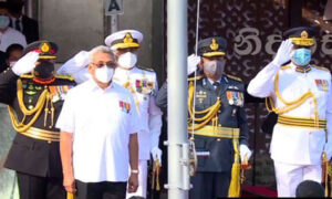 President graces 73rd Independence Day ceremony