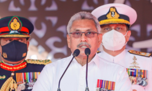 Independence Day Speech 2021  by President of Sri Lanka, H.E. Mr. Gotabaya Rajapaksa