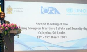 LEADING THE IORA MARITIME SAFETY AND SECURITY WORKING GROUP, SRI LANKA FINALIZES THE SECOND WORK PLAN FOR 2022 TO 2026